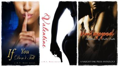 If You Don't Tell Valentine Untapped: A Collection of Erotic Firsts